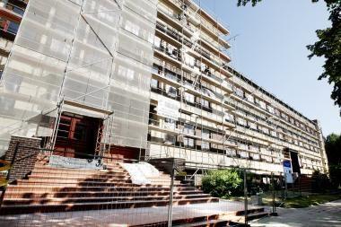 LVPA sprendžia 6 viešųjų pastatų renovacijos projektų ateitį