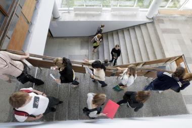 Vilniaus universiteto studentai pasitraukė iš Lietuvos studentų sąjungos