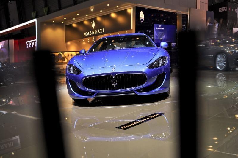 """Maserati"