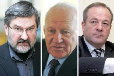 Trys pagrindiniai kandidatai į Vilniaus mero postą negalės jo užimti?