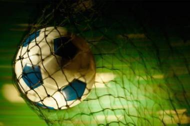 "Futbolo A lygoje pirmauja ""Ekranas"""