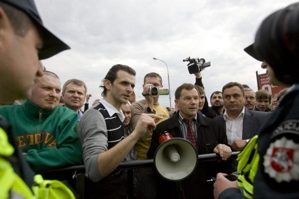 R.Petrauskas prašo Seimo panaikinti P.Gražulio ir K.Uokos teisinį imunitetą