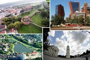 Kuriame Lietuvos didmiestyje gyventi pigiausia?
