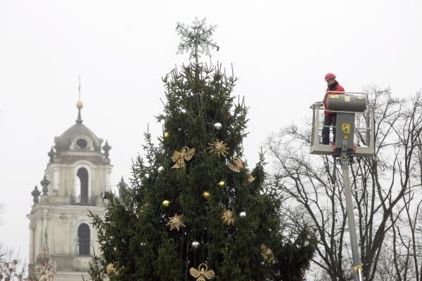 Kalėdos sostinėje'09: šventiniai renginiai (programa)