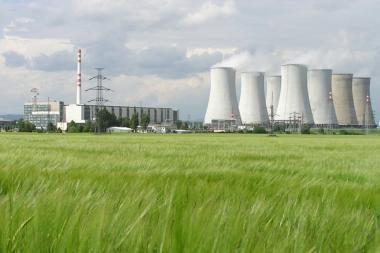 A.Ažubalis teigia Vašingtone išgirdęs aiškią JAV paramą atominės jėgainės projektui