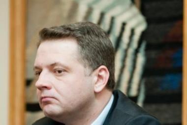 Susisiekimo ministras E.Masiulis pamiršo deklaruoti butą