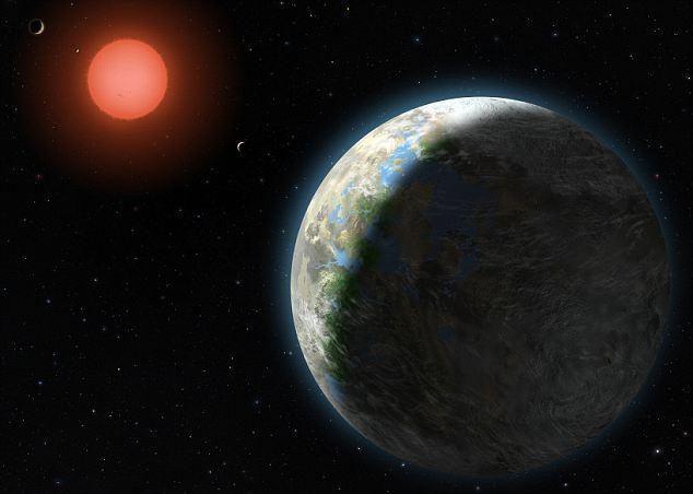 5 gyvybei tinkamiausios planetos už Saulės sistemos ribų (foto)