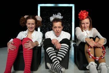Klaipėdos dramos teatras gastroliuoja Palangoje