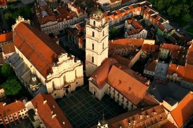 Vilniaus universitetas – geras, bet ne geriausias