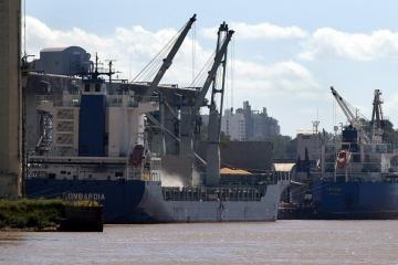 Rengiamasi Klaipėdos giliavandenio uosto statybai