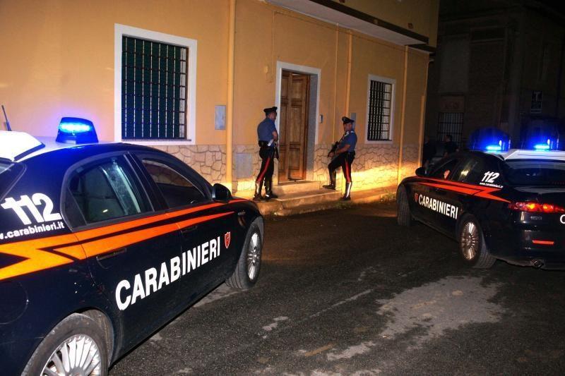 Kolumbijoje suimtas Italijos mafijos vadeiva