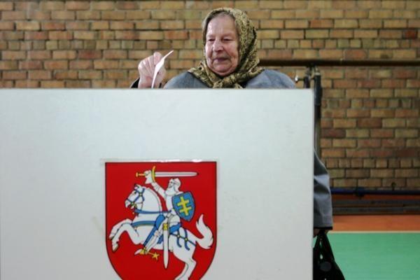 Daugiau nei pusė Lietuvos gyventojų pritartų partijų uždraudimui