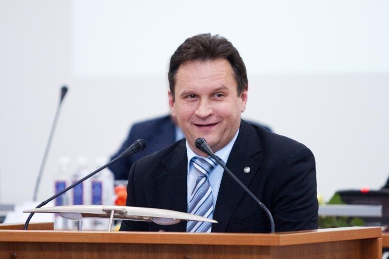 Trečiuoju sostinės vicemeru išrinktas J.Kaminskis