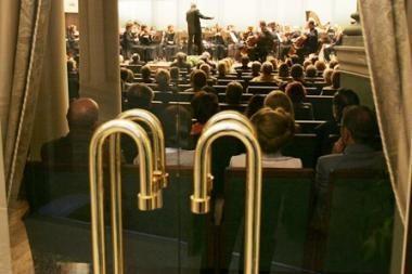 Filharmonijoje koncertuos M.Rysanovas