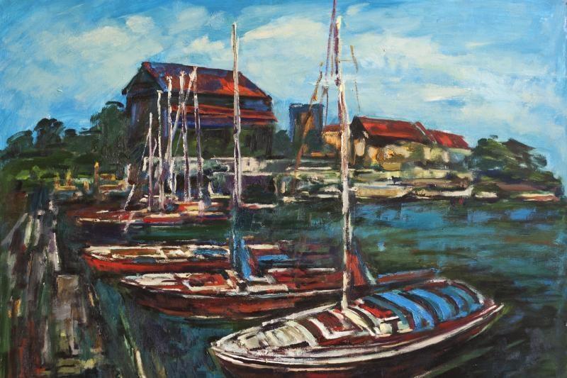 Rūtų galerijoje – A.Taurinsko tapybos paroda