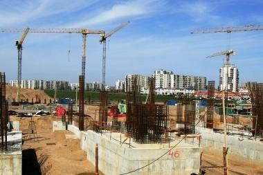 Stojančios statybos graso nuostoliais pirkėjams