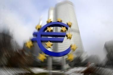EK vadovas neprognozuoja, kada Lietuvoje galėtų būti įvestas euras