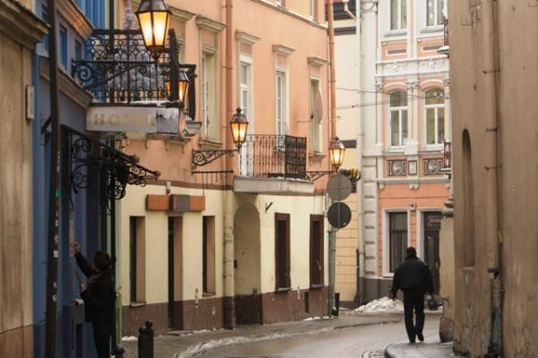 Valdžia spręs, ar bus įvažiavimo į Vilniaus senamiestį mokestis