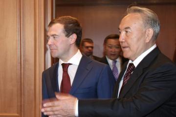 Rusijos prezidentas išvyko į Rytus