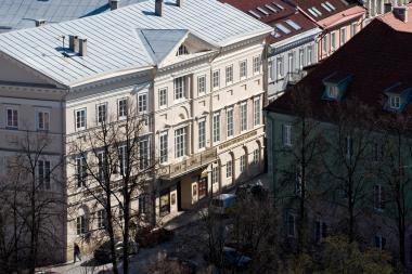 Vilniaus Paveikslų galerijoje – J.Rimšos paroda