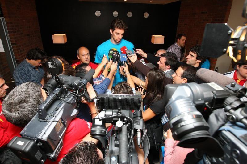 """P.Gasolis: vėlavome, nes naktį žiūrėjome """"US Open"""" turnyro finalą"""