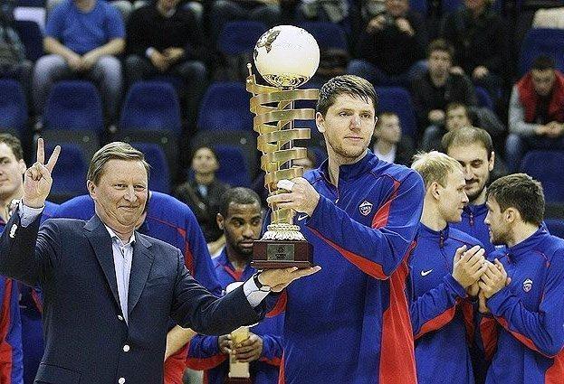 A.Gomelskio krepšinio taurė vėl liko Maskvoje