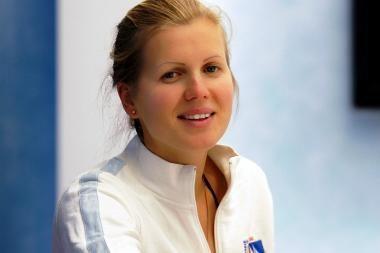 Europos buriavimo čempionate Gintarė Sheidt nukrito į šeštą vietą