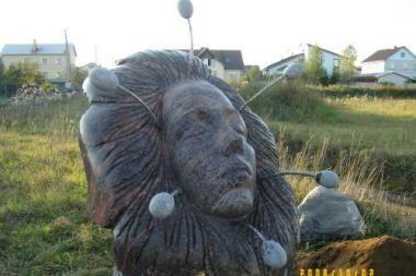 Balsiuose apsigyveno lietuvių dievybės
