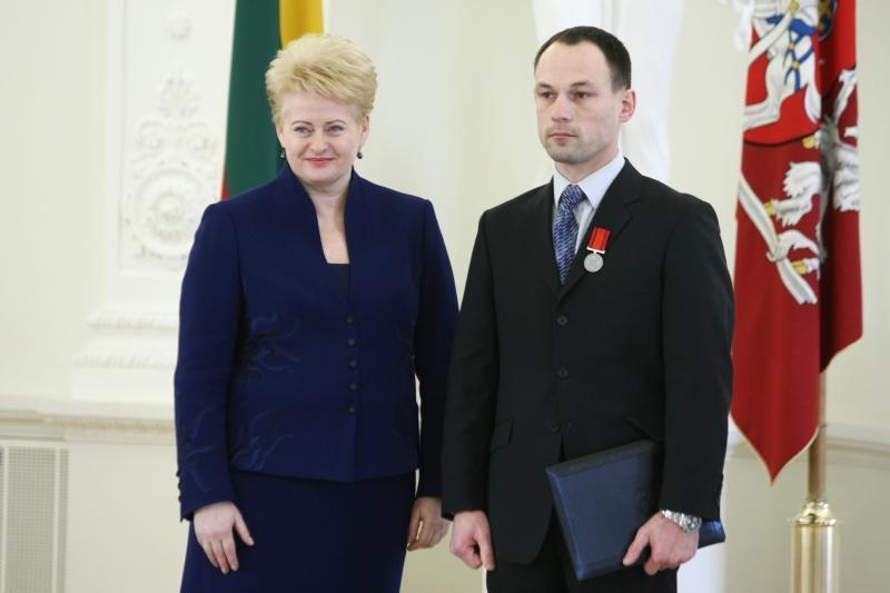 STT Vilniaus valdybos vadovu paskirtas D. Pocius