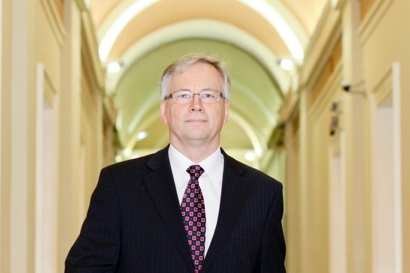 Finansų ministro vyriausiuoju patarėju tapo G. Bagotyrius