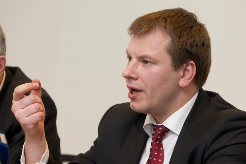 V. Šapoka neatskleidžia, ar sutiktų tapti finansų ministru