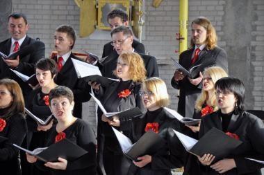 Lenkiškos dainos sparnais skraidins choras iš Olštyno