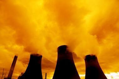 Atominė elektrinė kol kas statoma tik gerais norais