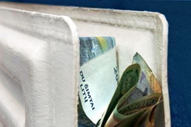 Panevėžiečiams auga mokestis už šildymo ir karšto vandens sistemų priežiūrą