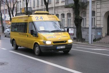 Vilniuje vėl bus siekiama sugrąžinti privačius vežėjus