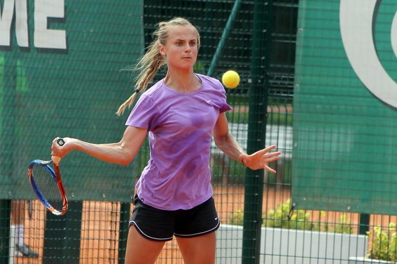 WTA reitinge L.Stančiūtė pakilo viena vieta