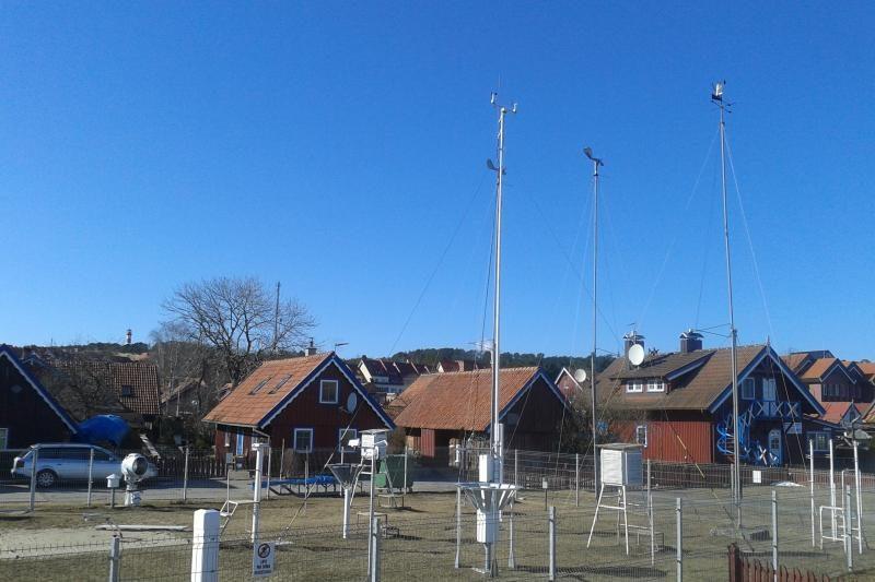 Meteorologiniams stebėjimams Nidoje – 115 metų (šventės programa)