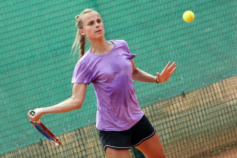 L.Stančiūtė WTA reitinge atsidūrė keliais laipteliais žemiau