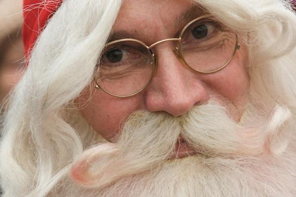 Kalėdų Senelio skrydį stebėjo Amerikos oro gynyba (video)