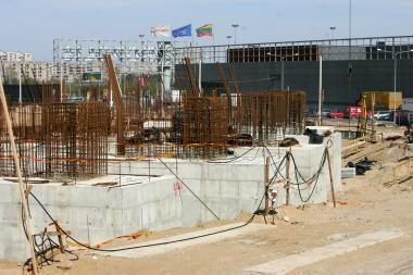100 mln. litų vertės Nacionalinis stadionas gali subyrėti