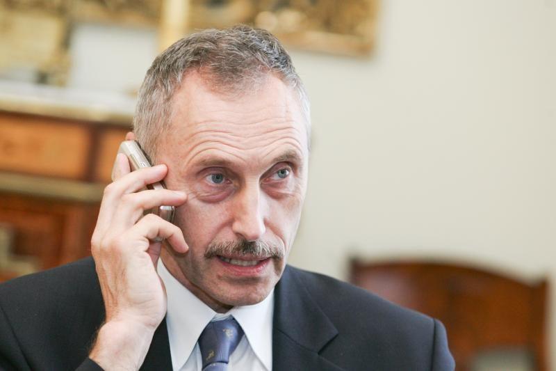 """A.Sekmokas ramiai vertina """"Gazprom"""" kreipimąsi į arbitražą (papildyta)"""