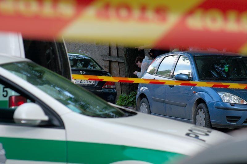 Suimtas antras įtariamasis S.Novikovo nužudymo byloje