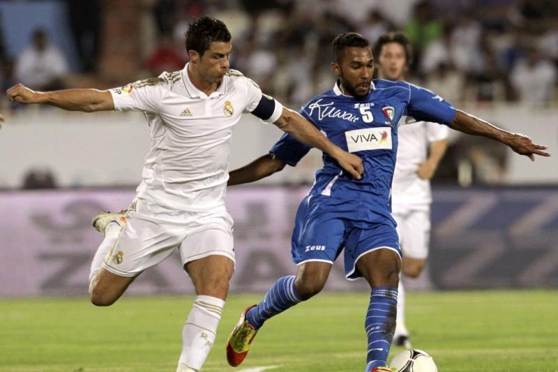 """""""Real"""" draugiškame mače įveikė Kuveito rinktinę"""