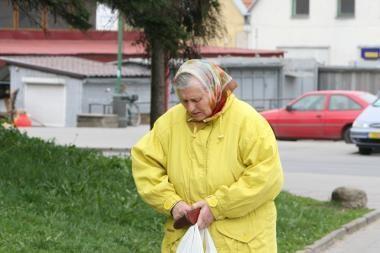 Pensijų kompensavimo artimiausiais metais nebus