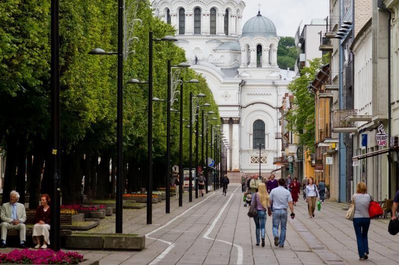 Paskelbtas Kauno prekės ženklo ir šūkio konkursas