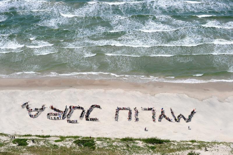 Baltijos jūros dieną Klaipėdoje pakils 120 kv.m. dydžio aitvaras