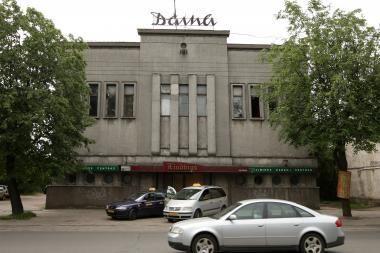 """Kaune apleistame """"Dainos"""" kino teatre rastas lavonas"""