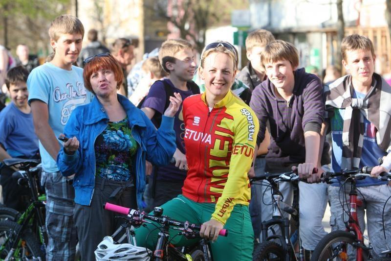 S. Krupeckaitė pateko į Europos dviračių treko aštuntfinalį