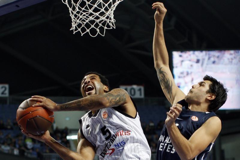 """A.Law nutarė nebegrįžti į """"Partizan"""" ekipą"""