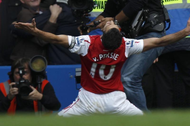 "Londono derbyje triumfavo ""Arsenal"" futbolininkai"